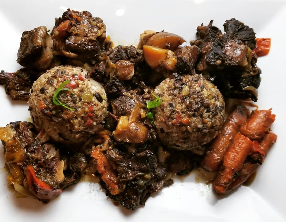 jerked to perfection oxtails